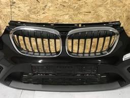 Бампер передний комплектный (цвет B53) BMW X1 F48 LCI