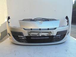 Бампер передний Renault Megane III 3