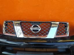 Бампер передний в сборе Nissan Pathfinder (R51) 06- F2022-E