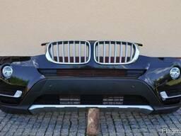 Бампер передний задний BMW БМВ X3 F25 15-17 xDrive35i