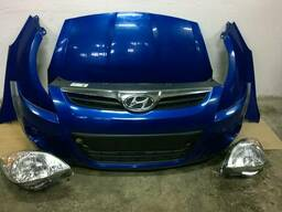 Бампер передний задний Хюндай Hyundai I20 I 2008-2011 г.
