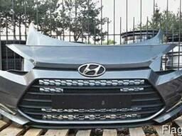 Бампер передний задний Хюндай Hyundai I20 II 2011-2016 г.