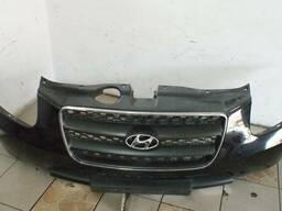 Бампер передний задний Хюндай Hyundai SANTA FE 2006-2012 г.