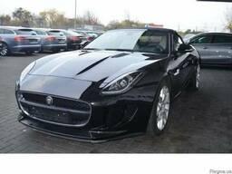 Бампер: передний, задний Jaguar F-Type (Ягуар f-тайп)