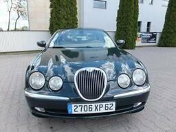 Бампер: передний, задний Jaguar S-type (Ягуар s-тайп)