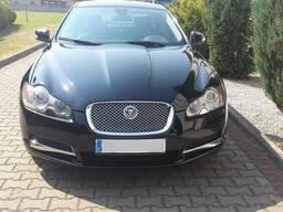 Бампер: передний, задний Jaguar XF (Ягуар XF)