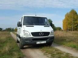 Бампер:передний,задний Mercedes Sprinter(Мерседес Сплинтер)