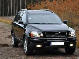 Бампер: передний, задний . Volvo XC90 (Вольво XC90)