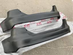 Бампер усилитель Ford Focus 2015 - задний бампер фокус седан