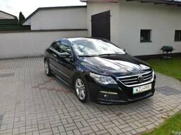 Бампер: Volkswagen Passat CC(Фольксваген Пассат)