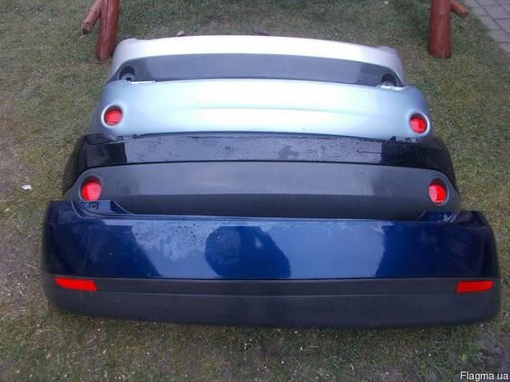 Бампер задний на Ford Fiesta MK6 02-08