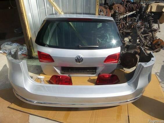 Бампер задний Крышка багажника Фонари VW Passat B7 10-14