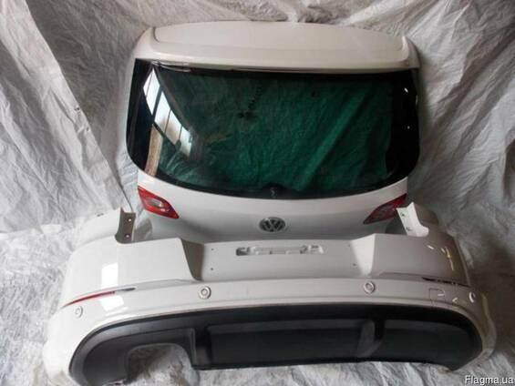 Бампер задний Крышка багажника VW Tiguan 07-15