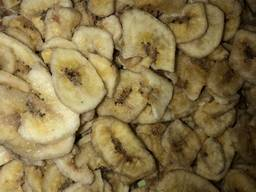 Банан чипсы