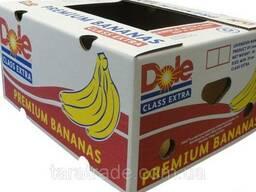 Бананки, коробки из под бананов