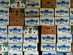 Банановый Ящик коробка