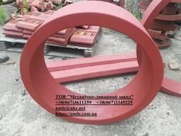 Бандаж безребордный СМ6001.01.02.005 Бандаж СМ-1456
