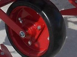 Бандаж на копирующее колесо КРН