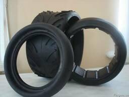 Бандаж на прикатывающее колесо к сеялке, культиватору