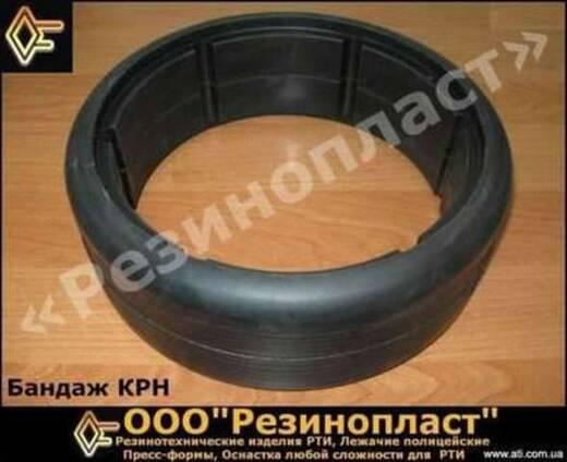 Бандаж резиновый колеса культиватора КРН