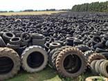 Утилизация шин, РТИ - фото 1