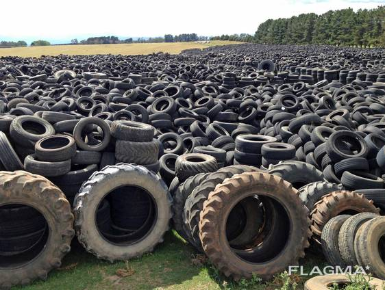 Утилизация шин, РТИ