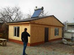 Бани из дерева строительство в Одессе - фото 4