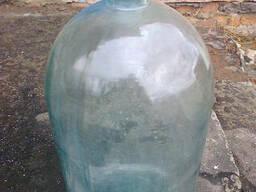 Банка- бутыль стекло 20л