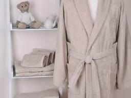 Банный халат Rozet Sandstone женский