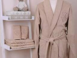 Банный халат Yeni Arma Cinnamon мужской