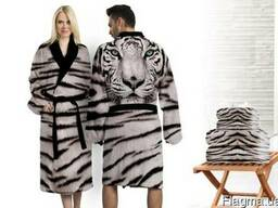 Банные халаты из Турции