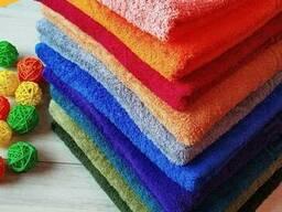 Банные махровые полотенца 70х140см,100% хлопок, Туркменистан