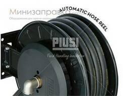 Барабан для намотки шланга подачи дизельного топлива и масла