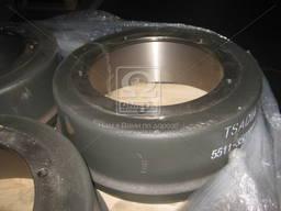 Барабан гальмівний камаз 55102
