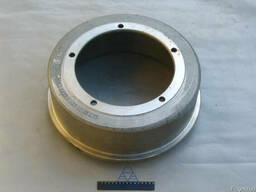 Барабан КамАЗ тормозной (пр-во КамАЗ) 5511-3501070