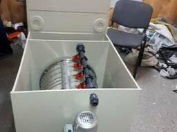 Барабанный фильтр 50 м3 для УЗВ/Водоема с Кои/Пруда