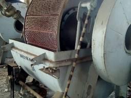 Барабанный вакуум-фильтр БОУ5-1,75