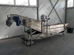 Барбатажно-вихрова миюча машина