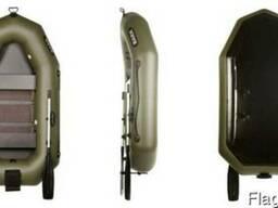 BARK B-230 надувная лодка гребная двухместная
