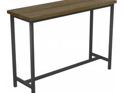 Барный стол в стиле лофт на заказ, барний, стол для бара