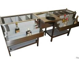 Барные станции и оснащение барной стойки оборудованием