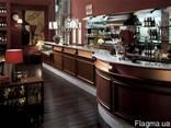 Барные стойки, мебель для кафе, баров, ресторанов из массива - фото 4