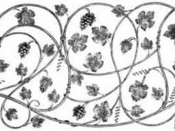 Барокко под виноградную лозу