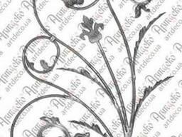 Барокко, розетка, балясина арт. 13. 106 (13. 107)
