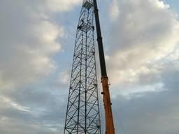 Башни, мачты связи