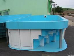 Бассейны декоративные,плавательные