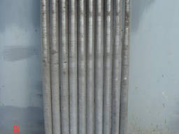 Батарея радиаторная, цельнометаллическая, алюминевая