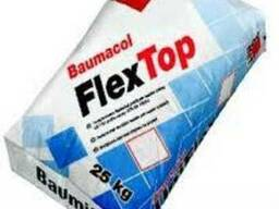 Baumit FlexTop 25 смесь для приклеивания всех видов плиток