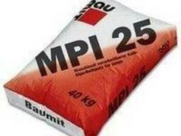 Баумит МРI-25 машинная штукатурка
