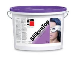 Baumit SilikonTop/1.5 силиконовая штукатурка «барашек» 25кг